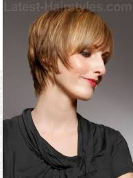side and back views of shag hairstyle layered short haircut for women hairstyle inspiration