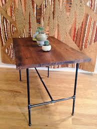 Reclaimed Wood Bar Table Reclaimed Wood Bar Table Chene Interiors
