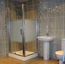 bathroom sleek modern tiny bathroom interior decor idea with