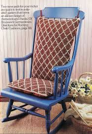 Childrens Rocking Chair Cushions Rocking Chair Patterns Ideas Home U0026 Interior Design