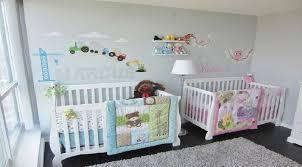 chambre pour jumeaux decoration chambre bebe jumeaux visuel 7