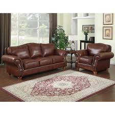 Leather Sofa Italian Brandon Distressed Whiskey Italian Leather Sofa And Chair Free