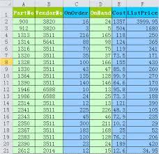 add column in excel workbook in c vb net