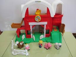 Little Tikes Barn Children