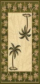 Palm Tree Runner Rug Fantastic Palm Tree Runner Rug With Stylish Palm Tree Runner Rug