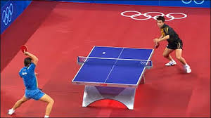 table tennis doubles rules what size room do i need for a table tennis table