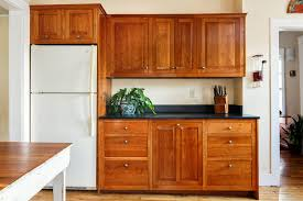 Cherry Kitchen Cabinet Doors Cabinets Knockdown Kitchen Ready Made Price Merillat Shaker