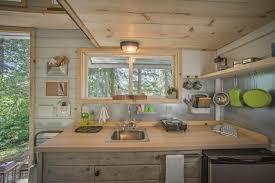 Tiny House Bathroom Design by 9 Teeny Tiny Kitchens Packed With Character Hgtv U0027s Tiny Bathroom