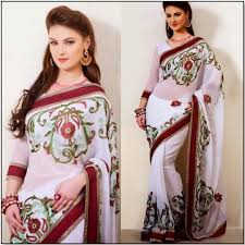 27 best hairstyles for sarees in 2017 new ideas you will love
