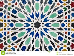 moroccan architecture details stock photo image 48321009