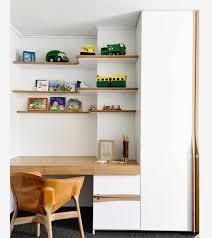 bureau en coin aménager un coin bureau dans la chambre ado 30 idées