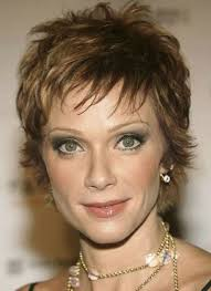 short haircuts for women over 50 with curly hair hair style and