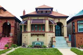 How Much To Build A House In Michigan by Chicago Bungalow Buildings Of Chicago Chicago Architecture