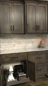 gray brown stained kitchen cabinets sherwinwilliams classic gray grey stain stained