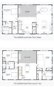 30 barndominium floor plans for different purpose metal house