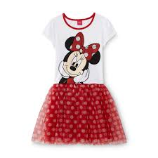 Minnie Mouse Clothes For Toddlers Disney Minnie Mouse U0027s Tutu Dress