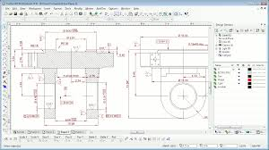 turbocad drawing template turbocad deluxe 2017