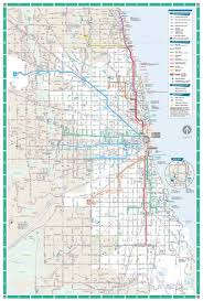 depaul map chicago transit map chicago il mappery