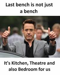 Bench Meme - dopl3r com memes last bench is not just a bench its kitchen
