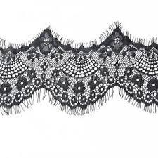 black lace ribbon lace ribbon trims ebay