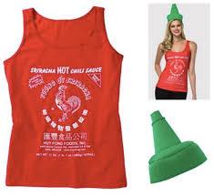 Sriracha Sauce Halloween Costume 5 Food Themed Halloween Costumes Daily Trojan