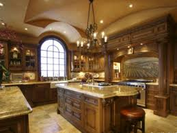 Mediterranean Kitchen Design  Warm Inviting Mediterranean Kitchen - Mediterranean kitchen cabinets