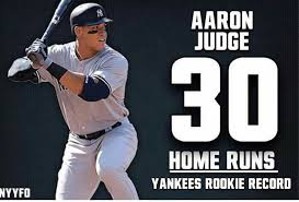 18 Best Aaron Judge Collectibles Images On Pinterest New York - aaron judge nyy hr rookie record new york yankees pinterest
