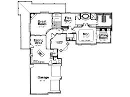 house plans single level l shaped house plans single level house interior