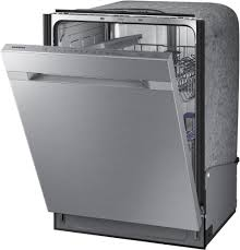 Samsung Water Wall Dishwasher Samsung Dw80m9550us Fully Integrated Dishwasher With Waterwall