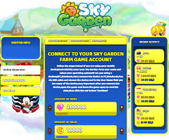 open garden apk sky garden farm hack gems and gold android ios