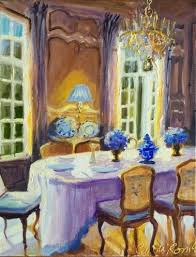 Dining Room Paintings by 98 Best Art Interiors Dining Rooms Images On Pinterest Art