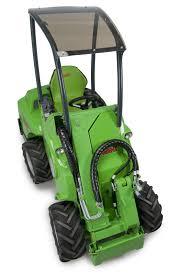 2017 avant 420 20hp diesel mini articulating loader for sale