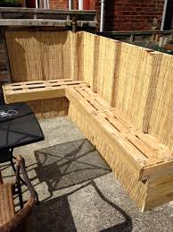 Patio Pallet Furniture by Spectacular Pallet Patio Furniture Ideas