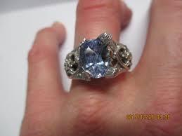 buy a handmade oh lord this custom cut sapphire moon in elvish