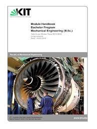 bsc mechanical engineering module handbook valid from 20151001