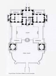baby nursery chateau blueprints palace of versailles floor plan