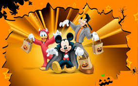 wallpapers de halloween mickey halloween wallpaper wallpapersafari