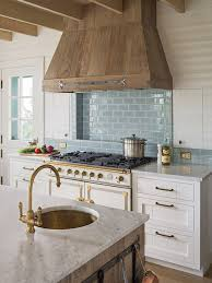 French Kitchen Sinks by Rustic French Kitchen French Kitchen With Wood Plank Ceiling Over