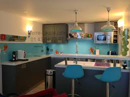 cuisine turquoise awesome cuisine turquoise mur images design trends 2017