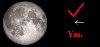 Moon Meme - mars as big as the moon no just no