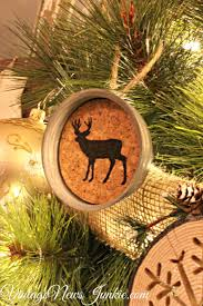 crafts with diy rustic tree decorations