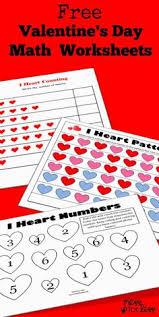 free 10 frames valentine u0027s day math printables a little pinch of