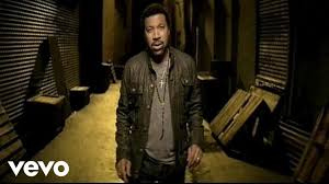 lionel richie home lionel richie i call it love youtube
