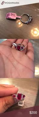 s birthstone ring ring beautiful ruby birthstone ring vintage estate s s garnet