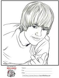 coloring page i love justin bieber coloring sheet u2013 searchbulldog com