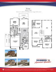 Horton Homes Floor Plans | dr horton rose floor plan via www nmhometeam com dr horton floor