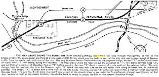 Canada Highway Map by The Trans Canada Highway And The Ring Road U2013 Calgary Ring Road