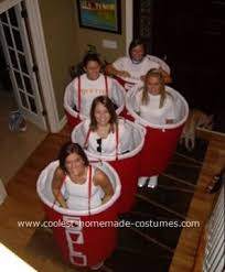 Red Solo Cup Halloween Costume 84 Costumes Images Costumes Halloween Ideas
