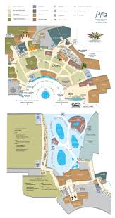 Las Vegas Strip Casino Map by Aria Casino Property Map U0026 Floor Plans Las Vegas