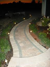Garden Wall Lights Patio by 22 Awesome Patio Walkway Lights Pixelmari Com